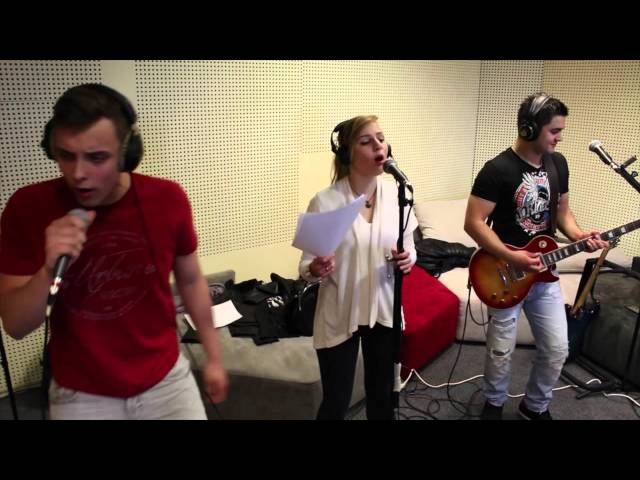 Black Keys - Lonely Boy - Pravila Igre cover - Live @ Otvoreni Radio
