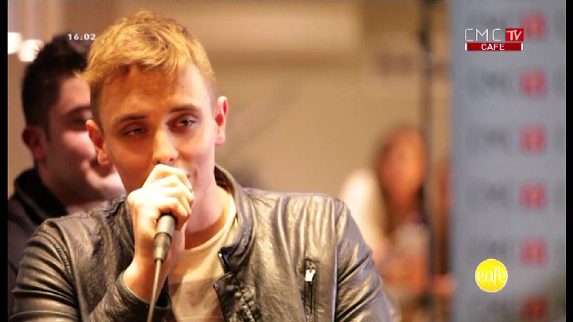 Kamen na duši - acoustic - live @ CMC Cafe