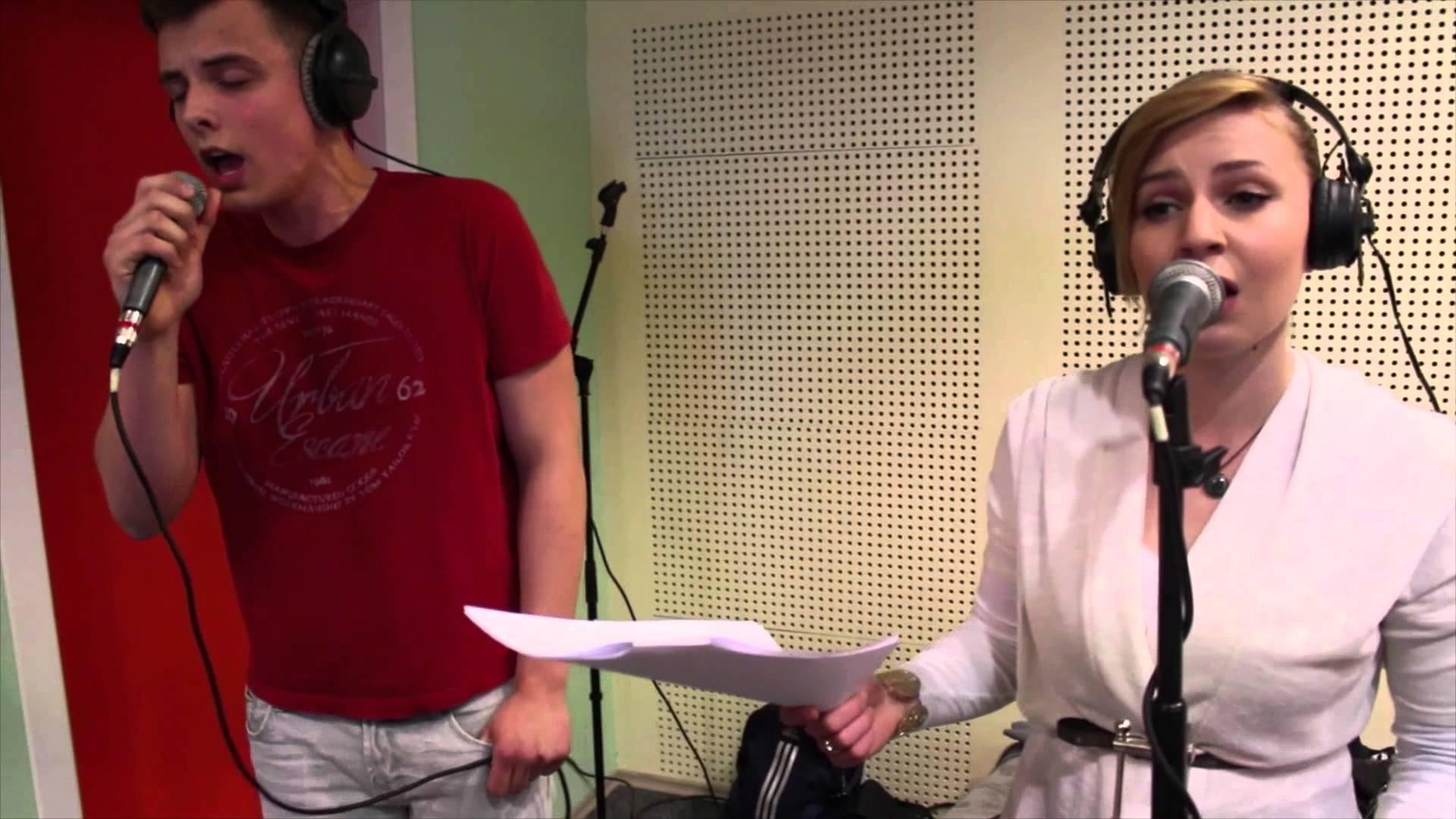 Pink - Try - Pravila Igre cover (Live @ Otvoreni Radio)