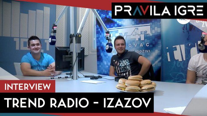 Interview - trend radio (izazovi)
