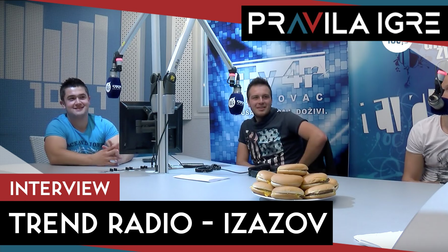 Interview - trend radio (izazovi)