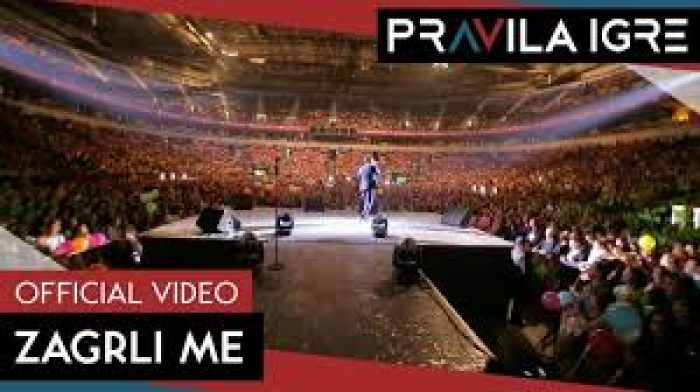 Pravila Igre - Zagrli me (OFFICIAL VIDEO)