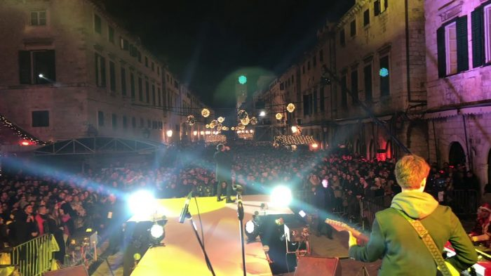 Pravila Igre - LIVE @ Stradun - Dubrovnik